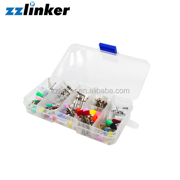 LK-P51-1 Colorful  RA Dental Rubber Cup for Polishing