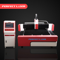 hot selling 200w fiber metal laser cutting machine in sign industry