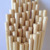 wholesale 10cm pp soft broom w/ 120cm wooden stick for hot dog