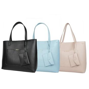 041714f8b70 2019 High Quality Brand Style Trendy Women Posh Ladies Pu Leather Tote  Handbags - Buy Tote Handbags,Pu Leather Lady Handbags,Pu Trendy Posh  Leather ...