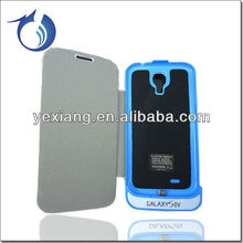 Innovation design with leather usb charger power bank for samsung galaxy s4