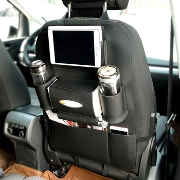 Car Seat Back Organizer Auto Multi Pocket Storage Bag Holder