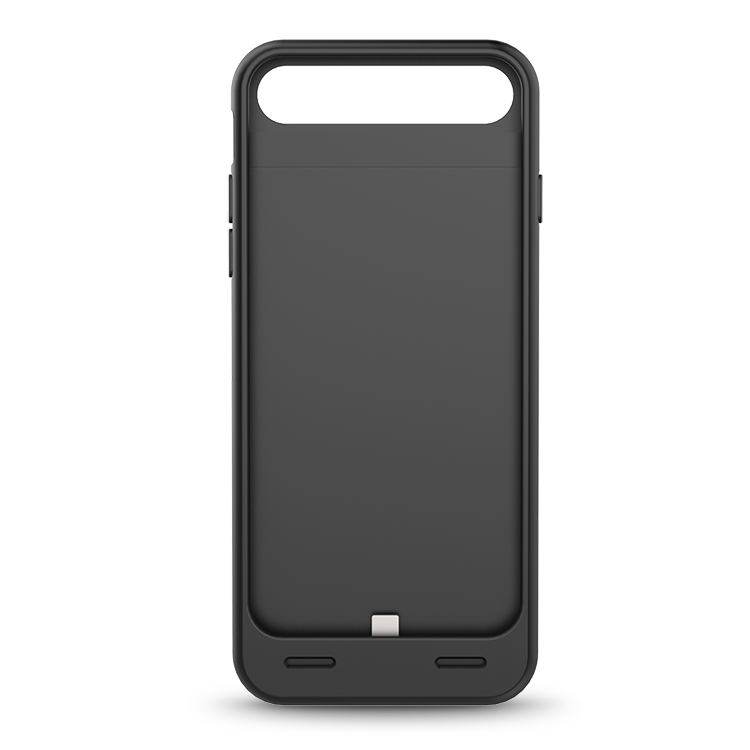 External charger case for iphone 7 backup rechargeable MFI certification battery case 4000mAh