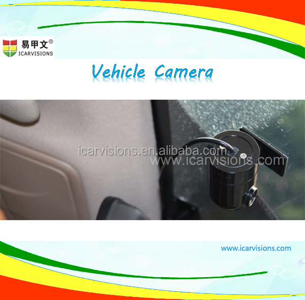 CCTV surveillance car camera 360 degree Lens with audio for Truck/Bus