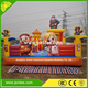 Commercial park inflatable product used bouncy castles for sale