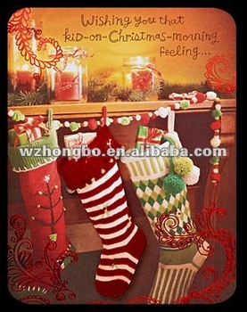 Strawberry Greeting Card/xmas Greeting Card/brithday Card - Buy ...