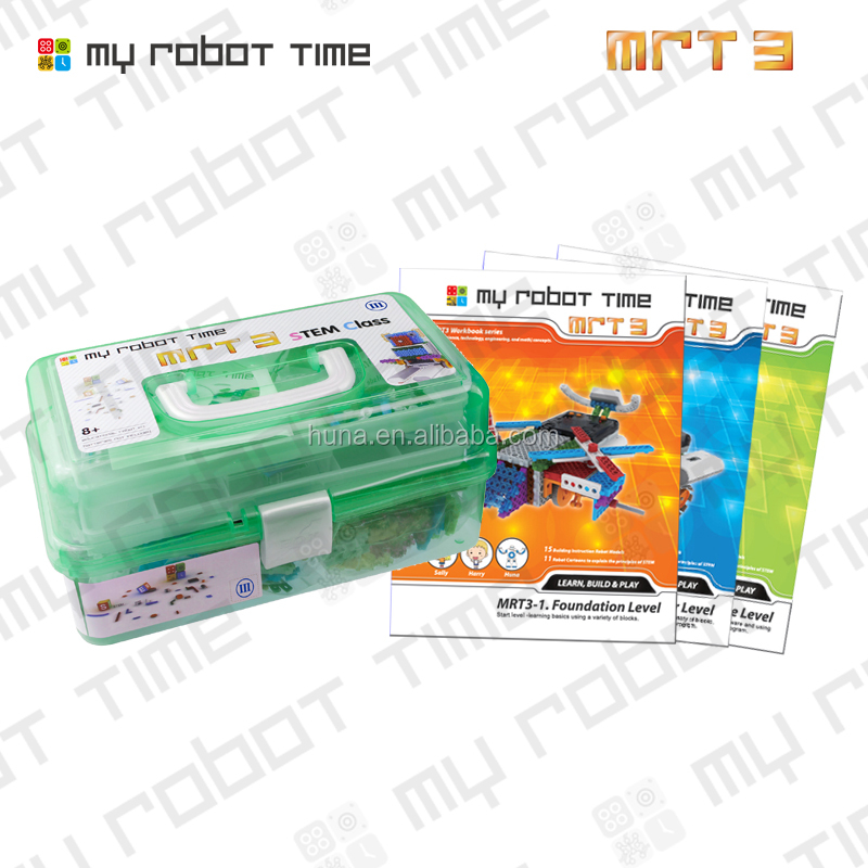 MRT3 - 3 Full Kit educational robot Kits for children to learn programming