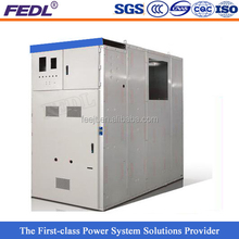KYN61-40.5 metal enclosed indoor mv/lv 20kv electrical switchgear