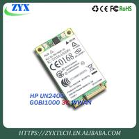 For HP 2530p 2730p 6930p GOBI1000 UN2400 HSDPA GPRS GPS Unlocked Module 3G WWAN Card