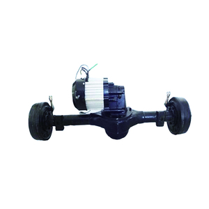 2.5 kw electric tricycle motor with rear differential axle