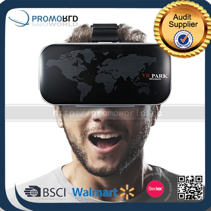 Professional Accept OEM customized logo virtual reality games 3 generation