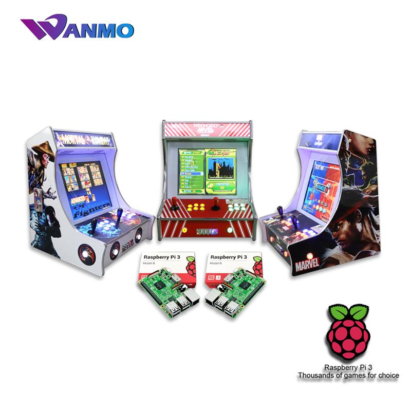 Hot Koop Retropie Bartop Arcade Kast Machine Plus Raspberry Pi 3 Met 4000 Games Buy Raspberry Pi 3raspberry Pi Arcade Kastretropie Arcade Machine