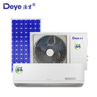 Solar Air Conditioner AC/DC dual power 9000btu Solar powered split air conditioner