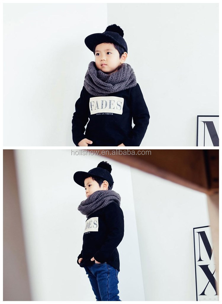 Fashion Trendy Boys Girls Flat Brim Wool Pom Pom Hat Kids Baseball ... 4fdb65528d2