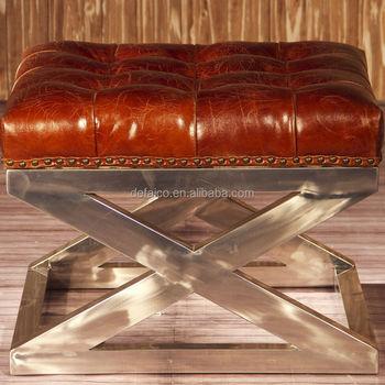 Bespoke vintage leather trunk side table buy leather for What is bespoke leather