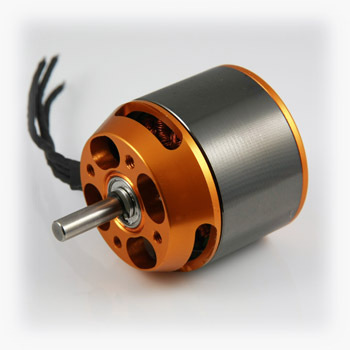 rt5055 12v 6000rpm outrunner brushless dc motor high