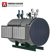 1 Ton Steam Capacity Electric Boiler For Industry