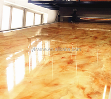 High Gloss UV Coated PVC Material Marble Sheet and 3D Wall Board