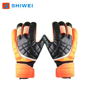 fda Approved goal keeper gloves 4mm goalkeeper gloves soccer gloves