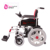 Electric battery operated powered big wheel wheelchair