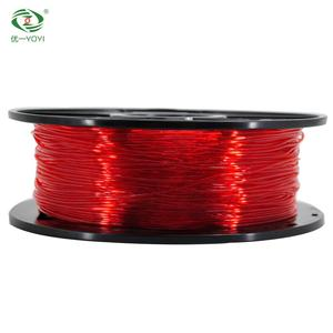 9 color Stock Foodsave Raw material 1.75mm 3mm pla flexible tpu 3d printer filament