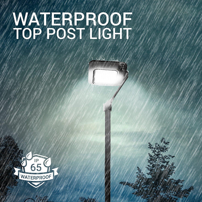 最新のデザイン LED ランプ 50 ワット 100 ワット公園とガーデンライト