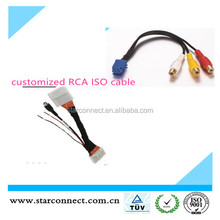 auto iso RCA stero wire harness manufacturer_220x220 rca wire harness, rca wire harness suppliers and manufacturers at wire harness to run 7.3 l in hot rod at soozxer.org