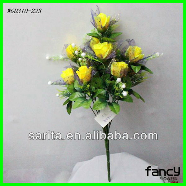 professional artificial florist suppliers from china