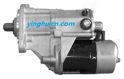 high quality rebuilt auto parts starter assembly Type for Backhoe Loader OEM:2280001350 Lester:17418