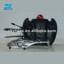 Hot sale .3305 airwolf 3 ch RC helicopter with Gyro and USB