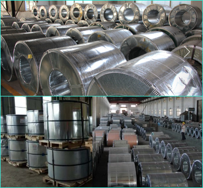 ppgi /colour coated steel coil / ppgl steel coil