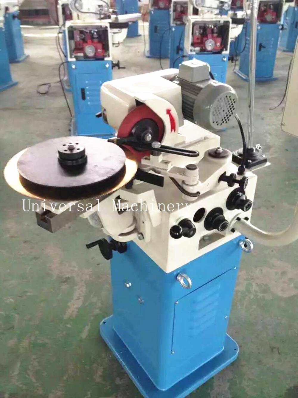 China Manufacturer Low Price Saw Blade Sharpening Machine - Buy Saw Blade  Sharpening Machine,Low Price Blade Tooth Making And Shaping Machine,Blade