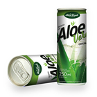 Healthy Cool Canned Strawberry Flavour Aloe Vera Juice Drink With Fantastic Taste