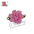 Rose Ribbon Flowers Rose High Quality Satin Ribbon Rose Flowers Sewing Craft Ribbon Bows Wedding Decoration