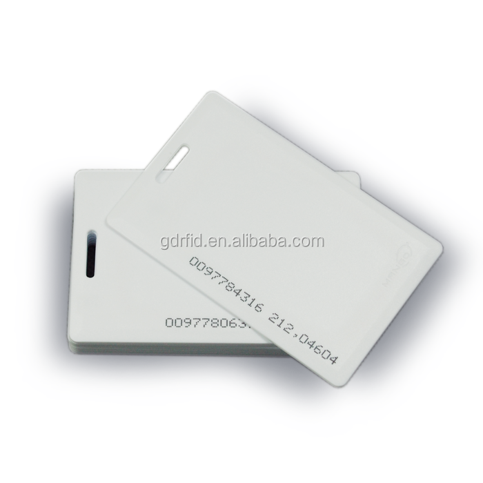MANGO 125 kHz EM4100 RFID ID Card Pack of 25 PCS