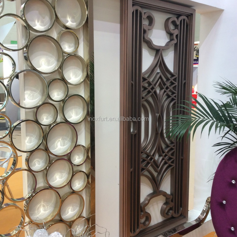 Commercial Cheap Price Soundproof Laser Cut Decorative Metal Room ...
