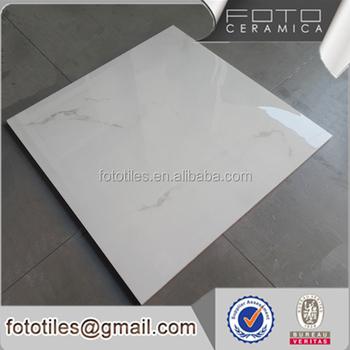 Haute Qualité Chinois Carrelage En Marbre Blanc 600*600 Pour Salon ...