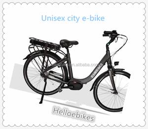 Fashional low price city ebike/ urban electric bicycle/ unisex city e-bike for commuters with bafang mid motor