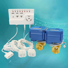 water level indicator alarm for home security alarm system with 8pcs 6m wires