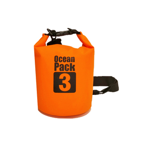 3L waterproof dry bag,custom logo dry bag,pvc dry bag backpack