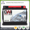 12V 55Ah Mf High Performance Storage Car Battery