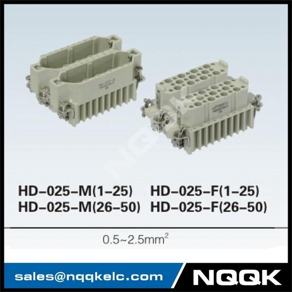 3 HD screw terminal 10A  50pin 50 pin insert heavy duty connector.jpg