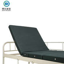Hospital Furniture 2 Cranks Manual Homecare Medical Bed