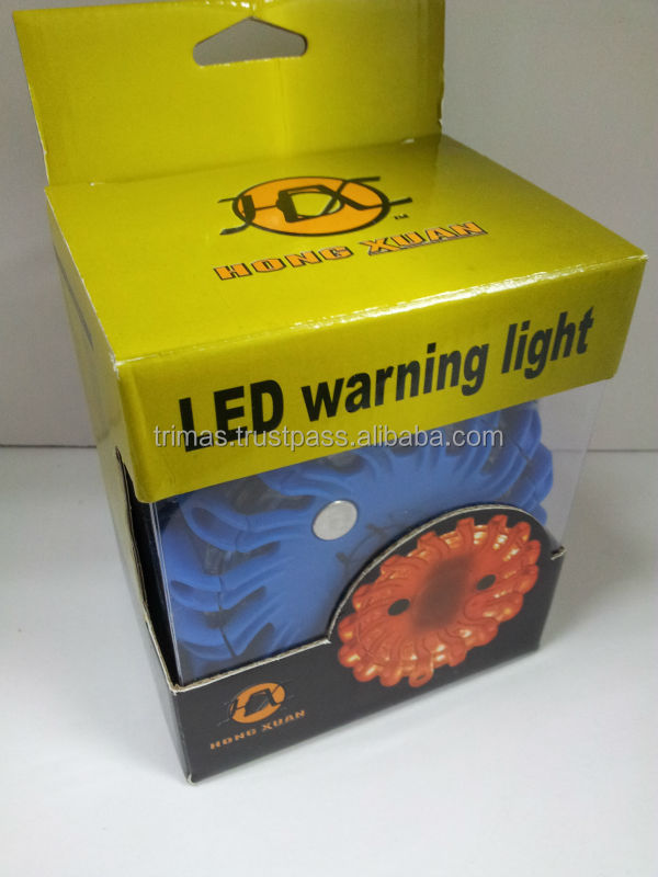 VLED Blue Warning Light | Safety | Diving | Rechargeable | Drop proof