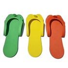 Low price whosale EVA Disposable slippers for nail solan/hotel