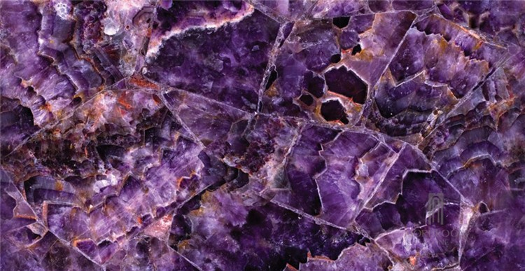 Purple Onyx Backlit Onyx Glass Laminated Onyx Panel