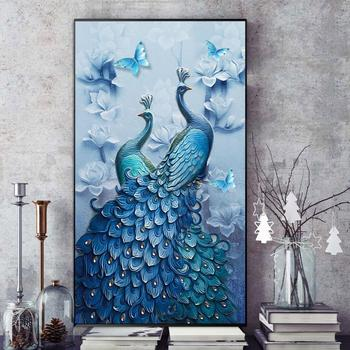 Photo Custom 100 Full Diy Embroidery Patterns Rhinestones Diamond