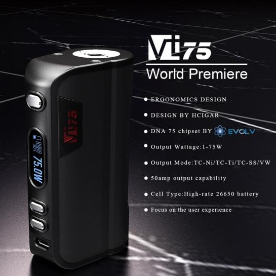 Original Hcigar Vt75 Temperature Control Box Mod From A&d ...
