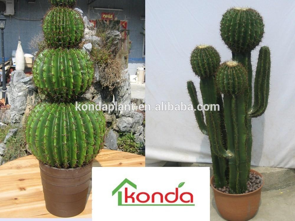 wholesale large artificial cactus cactus artificial red. Black Bedroom Furniture Sets. Home Design Ideas