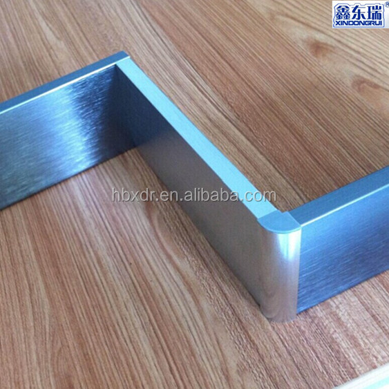 Wow! brushed anodized,black anodizeing aluminium extrusions profiles manufacturer/black anodized aluminium profile factory China